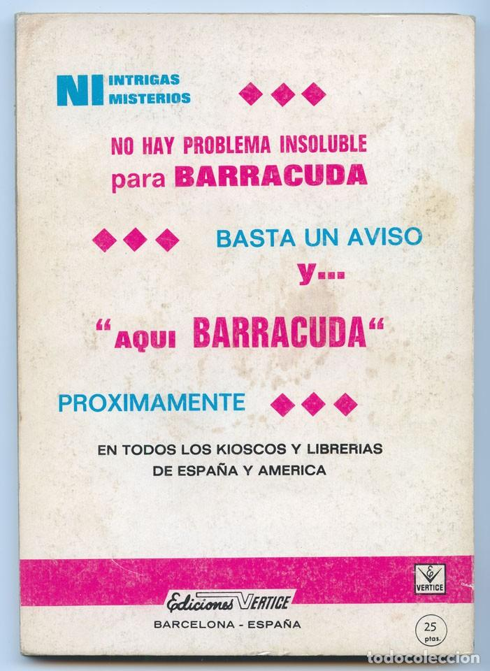 Cómics: SPIDER, EL HOMBRE ARAÑA - Nº 14 - LA LOCURA DE SPIDER - ED. VERTICE - 1968 - Foto 2 - 90414739