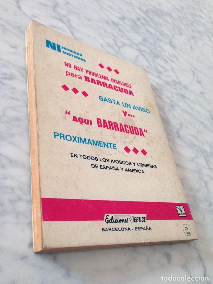 Cómics: SPIDER, EL HOMBRE ARAÑA - Nº 14 - LA LOCURA DE SPIDER - ED. VERTICE - 1968 - Foto 4 - 90414739