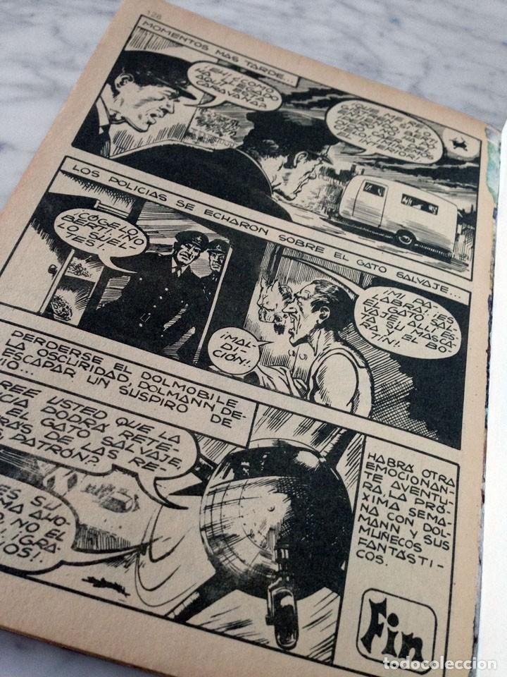 Cómics: SPIDER, EL HOMBRE ARAÑA - Nº 14 - LA LOCURA DE SPIDER - ED. VERTICE - 1968 - Foto 6 - 90414739