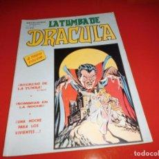Cómics: LA TUMBA DE DRACULA VOL. 2 Nº 7 - VERTICE. Lote 90462589