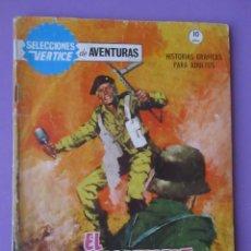 Cómics: SELECCIONES VERTICE Nº 7 GRAPA ¡¡NORMAL/BUEN ESTADO Y MUY DIFICIL !!!!!. Lote 102984098