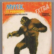 Cómics: MYTEK Nº 4 (VERTICE 1ª EDICION 1966) 136 PAGINAS.. Lote 90852490