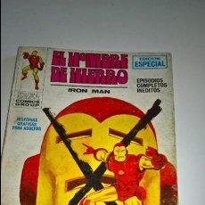 Cómics: COMIC VERTICE VOLUMEN 1 EL HOMBRE DE HIERRO 9 EL RELEVO . Lote 90887455