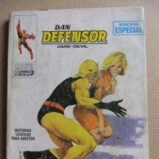 Cómics: DAN DEFENSOR Nº 2 VERTICE TACO EN BUEN ESTADO. Lote 90891445