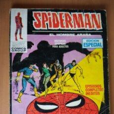 Comics: SPIDERMAN. Nº 7. VÉRTICE. TACO. 25 PTAS. Lote 90910030