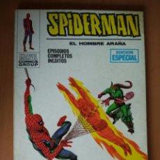 Cómics: SPIDERMAN. Nº 8. VÉRTICE. TACO. 25 PTAS. Lote 90910295
