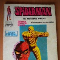 Cómics: SPIDERMAN. Nº 18. VÉRTICE. TACO 25 PTAS. Lote 90910595