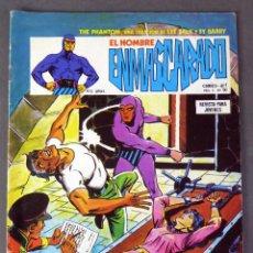 Cómics: EL HOMBRE ENMASCARADO VOL 1 Nº 50 COMICS ART VÉRTICE 1976 TARAKIMO LA DECLARACIÓN. Lote 161644193