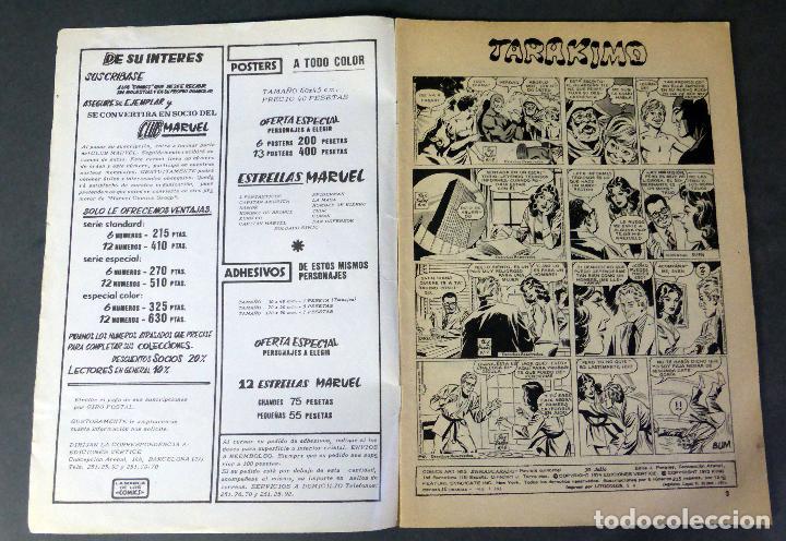 Cómics: El Hombre Enmascarado Vol 1 nº 50 Comics Art Vértice 1976 Tarakimo La Declaración - Foto 2 - 161644193