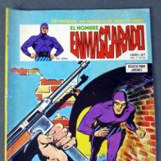 Cómics: EL HOMBRE ENMASCARADO VOL 1 Nº 54 COMICS ART VÉRTICE 1976 LA REINA ASTA 2ª EL SECUESTRO MANARAJA. Lote 90960335