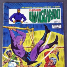 Cómics: EL HOMBRE ENMASCARADO VOL 2 Nº 2 COMICS ART VÉRTICE 1979 LA CALUMNIA LA PLAYA KEELA - WEE. Lote 90961335