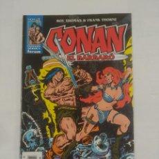 Cómics: CONAN EL BARBARO. Nº 68. FANTASIA HEROICA. ROY THOMAS. JOHN BUSCEMA. TDKC4. Lote 90966930