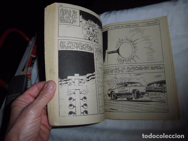 Cómics: METEORO.CIRCULO DE FUEGO.-Nº 6 - ED. VERTICE - 1972 - Foto 4 - 91011695