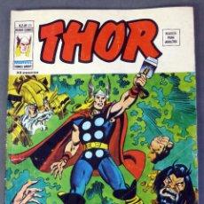 Cómics: THOR VOL 2 Nº 23 ED VÉRTICE 1976 TERREMOTO EN EL TIEMPO. Lote 91069060