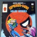 Cómics: SPIDERMAN Y LA MUJER INVISIBLE VOL 2 Nº 124 VÉRTICE 1989. Lote 91072445
