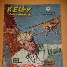 Cómics: KELLY, OJO MÁGICO Nº 3, GRAPA, 10 PTAS, ED VÉRTICE, AÑO 1965. Lote 91188295