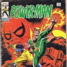 Cómics: POWER MAN Nº 17. Lote 91542715