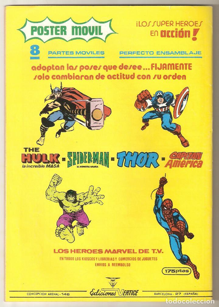 Cómics: CONAN EL BARBARO VOL2 Nº 41 50 PTS 1980 ¡El Cubil de los Hombres-Bestias! - EXCELENTE - Foto 2 - 91552735