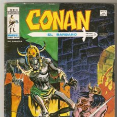 Cómics: CONAN EL BARBARO VOL2 Nº 28 40 PTS 1979 ¡ACTOS SALVAJES EN SHEM! - VERTICE -. Lote 91579760