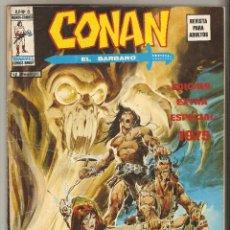 Cómics: CONAN EL BARBARO VOL2 Nº 6 50 PTS 1975 EDICIÓN EXTRA ESPECIAL 1975 - VERTICE -. Lote 91580680