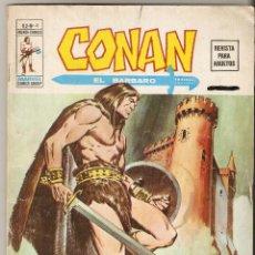 Cómics: CONAN VOL2 Nº 4 30 PTS 1974 LA TORRE DE SANGRE - VERTICE - . Lote 91582470