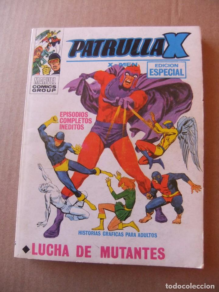 LA PATRULLA X Nº 25 LUCHA DE MUTANTES V. 1 EDICIONES VERTICE (Tebeos y Comics - Vértice - Patrulla X)
