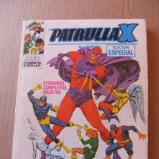 Cómics: LA PATRULLA X Nº 25 LUCHA DE MUTANTES V. 1 EDICIONES VERTICE. Lote 91902570