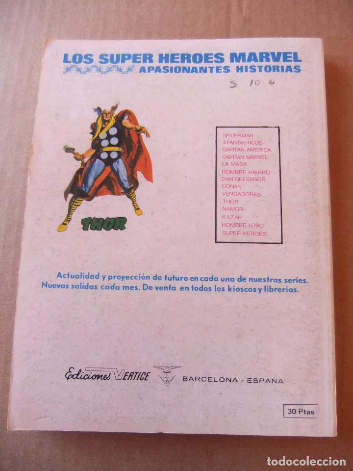 Cómics: LA PATRULLA X Nº 25 LUCHA DE MUTANTES V. 1 EDICIONES VERTICE - Foto 2 - 91902570