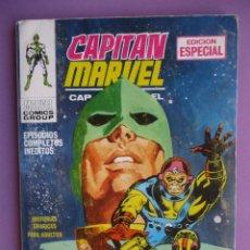 Cómics: CAPITAN MARVEL Nº 3 VERTICE VOLUMEN 1 ¡¡¡¡ MUY BUEN ESTADO !!!!!. Lote 91957835