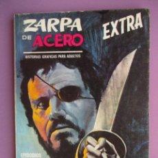 Cómics: ZARPA DE ACERO Nº 22 VERTICE TACO ¡¡¡¡MUY BUEN ESTADO !!!!!. Lote 91964520