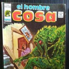 Cómics: EL HOMBRE COSA. V1, NUM 6. CANCION DEL HOMBRE MUERTO. VERTICE.. Lote 92038250