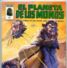 Cómics: MUNDI-COMICS - EL PLANETA DE LOS MONOS - Nº 5 - ED. VERTICE - 1979. Lote 92054020