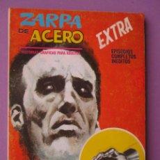 Cómics: ZARPA DE ACERO Nº 14 VERTICE TACO¡¡¡¡BASTANTE BUEN ESTADO !!!!. Lote 92067575