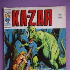 Cómics: KA ZAR Nº 4 VERTICE VOLUMEN 2 ¡¡¡NORMAL/ BUEN ESTADO Y DIFICIL!!!!. Lote 101311660