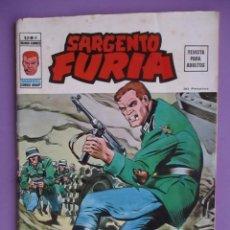 Cómics: SARGENTO FURIA Nº 4 VERTICE VOLUMEN 2 ¡¡ BUEN ESTADO!!!!. Lote 92227445