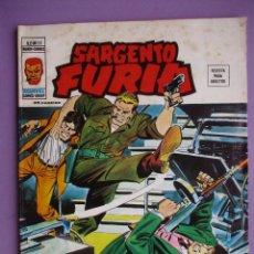 Cómics: SARGENTO FURIA Nº 23 VERTICE VOLUMEN 2 ¡¡ BUEN ESTADO!!!!. Lote 92227640