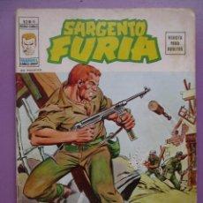 Cómics: SARGENTO FURIA Nº 6 VERTICE VOLUMEN 2 ¡¡ BUEN ESTADO Y DIFICIL!!!!. Lote 92227790