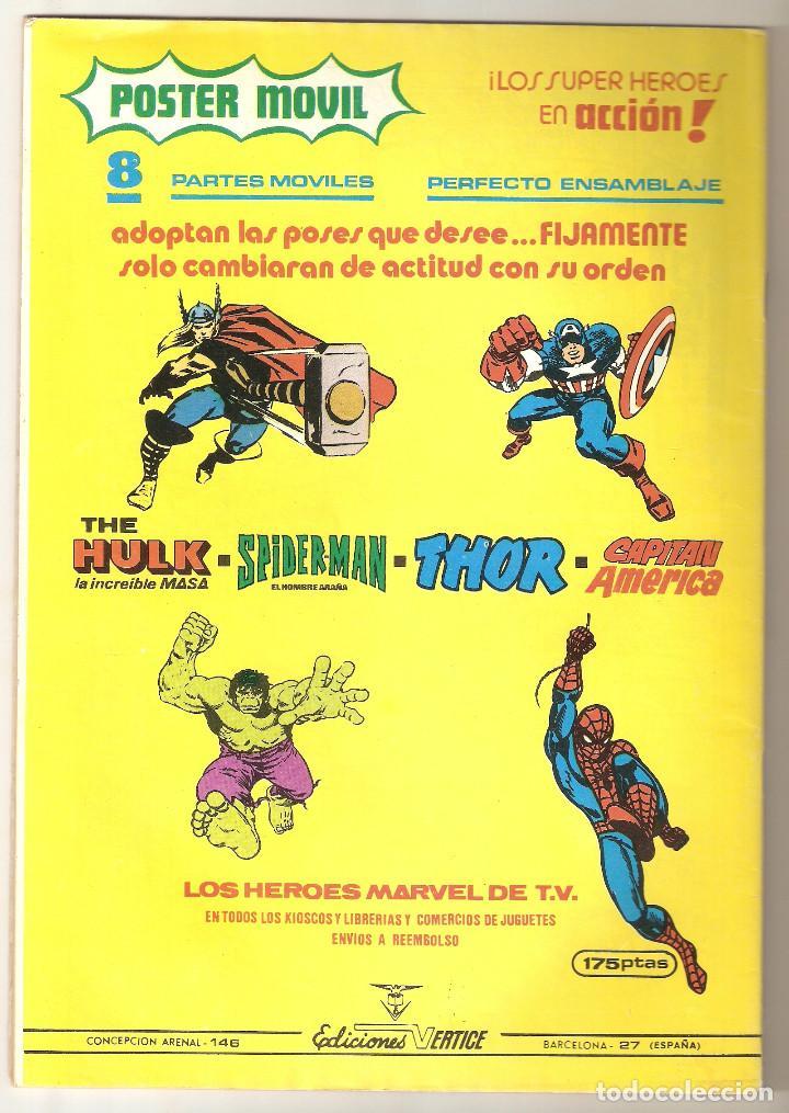 Cómics: CONAN EL BARBARO VOL2 Nº 39 50 PTS 1980 Buryat Sitiada - VERTICE - - Foto 2 - 92739880