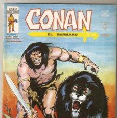 Cómics: CONAN EL BARBARO VOL2 Nº 30 40 PTS 1979 ¡EL REGRESO DE AMRA! - VERTICE -. Lote 92743865