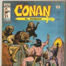 Cómics: CONAN EL BARBARO VOL2 Nº 29 40 PTS 1979 ¡RABIA Y VENGANZA! - VERTICE -. Lote 92744235