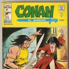 Cómics: CONAN VOL2 Nº 21 50 PTS 1977 VENGANZA EN ASGALÚN - VERTICE - . Lote 92745185