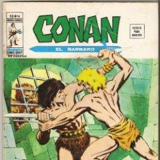 Cómics: CONAN VOL2 Nº 16 35 PTS 1976 MUERTE ENTRE LAS RUINAS - VERTICE - . Lote 92745700