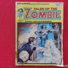 Cómics: ESCALOFRIO. Nº 29. TALES OF THE ZOMBIE Nº 9. . C-13. Lote 92816230