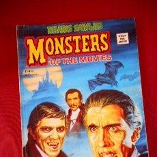 Cómics: RELATOS SALVAJES Nº46 MONSTERS OF THE MOVIES. Lote 92884850