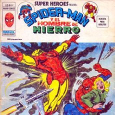 Cómics: SUPER HÉROES VOL.2 Nº 62 - VÉRTICE. Lote 92987010
