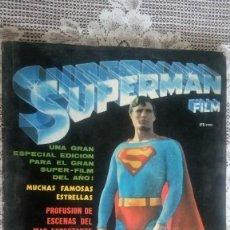 Cómics: SUPERMAN FILM - REVISTA SOBRE EL RODAJE DE LA PELICULA, AÑO 1979. Lote 93028825