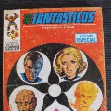 Cómics: LOS 4 FANTASTICOS Nº 4 VOLUMEN 1 EDITORIAL VERTICE. Lote 93177335