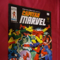 Cómics: HEROES MARVEL. VOL 2. Nº 50. CAPITAN MARVEL. VERTICE.. Lote 93300730