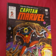 Cómics: HEROES MARVEL. VOL 2. Nº 59. CAPITAN MARVEL. VERTICE.. Lote 93303605
