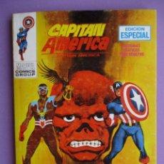 Cómics: CAPITAN AMERICA Nº 21 VERTICE VOLUMEN 1 ¡¡¡¡ MUY BUEN ESTADO !!!!!. Lote 93398895